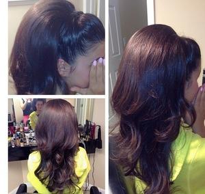 Volume, Curls
