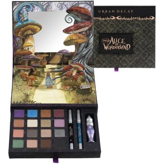 Urban Decay Disney Alice In Wonderland Palette