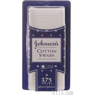 Johnson & Johnson Cotton Swabs