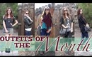 OUTFITS OF THE MONTH!! 17 Complete Outfits - Fall Lookbook 2013