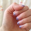 confetti nails :)