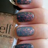 ELF Fairy Dust - flaky nail polish