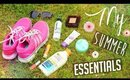 My Summer Essentials! ♥ Collab w/ Superlysam