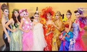 MakeupbyNick 'Avant Garde Extravaganza' - Avant Garde Makeup, Hair & Fashion Show