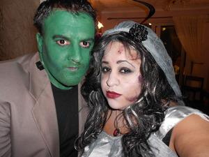 Me and my Frankenstein xx