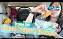 TRYING THE NAKED CHICKEN CHALUPA | Briddy Nicole