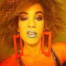 Stank Face Disco Diva