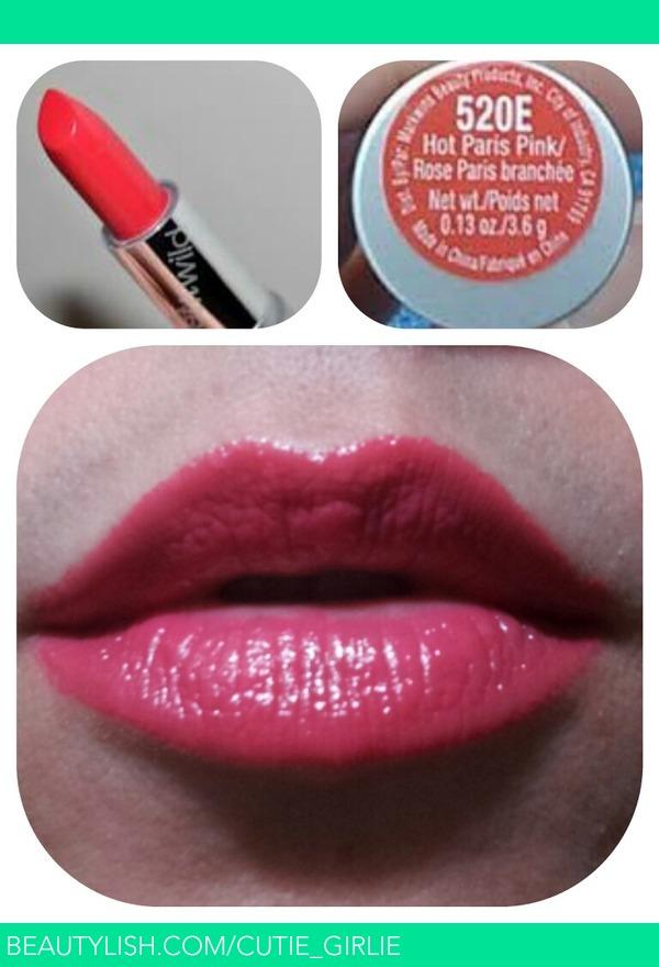 Hot Paris Pink Wet N Wild Lipstick 3 Jessica M S