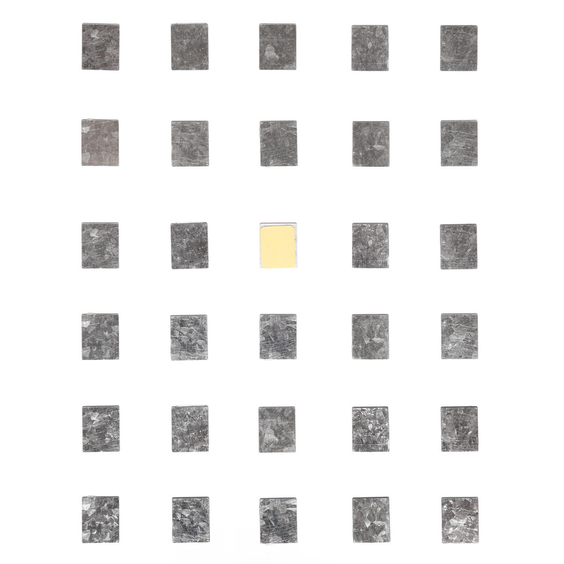 Z•Palette Square Metal Stickers alternative view 1 - product swatch.