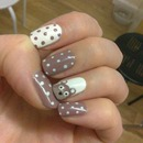 teddy bear nails =]
