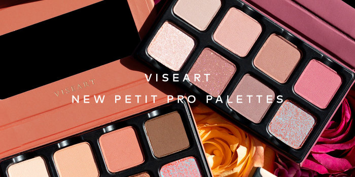 Shop Viseart's new Petit PRO Palettes on Beautylish.com
