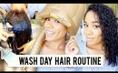 Curly Hair Wash Day Routine 🚿  Start To Finish