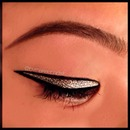 simple eyeliner ;)