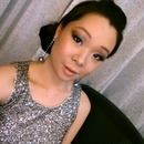 Sexy Asian Smokey Eye