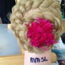 braided flower