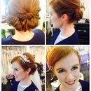 Bridal hair&makeup