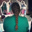 French plait.