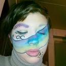 Rainbow upclose