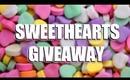 Sweethearts Giveaway