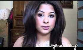 Kim K Inspired Hair Tutorial
