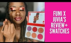 Fumi x Juvias Collection Review + Swatches