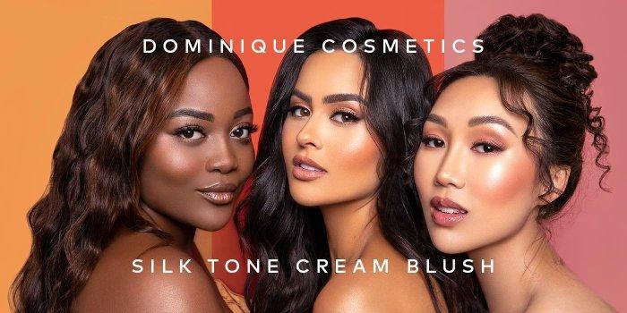 Shop Dominique Cosmetics Silk Tone Cream Blush on Beautylish.com