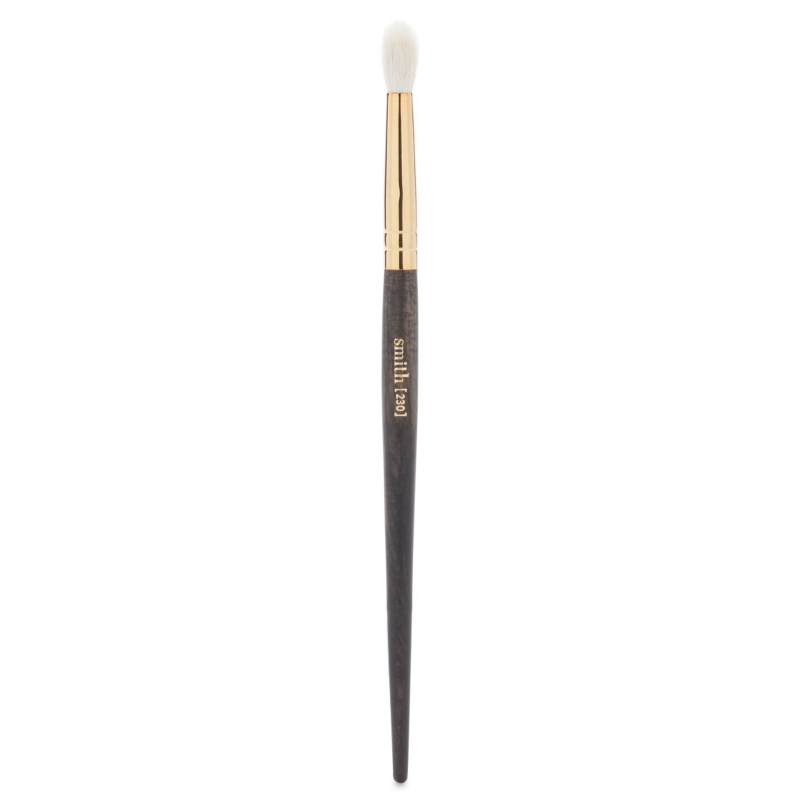 Smith Cosmetics 230 Quill Crease Brush Small product smear.