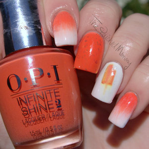 http://www.thepolishedmommy.com/2015/04/orange-creamsicle-nails.html