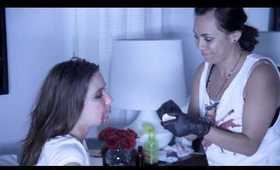 Behind the Scenes: Horror Movie Makeup 001