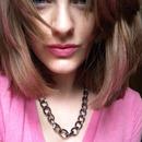 Pink highlights~