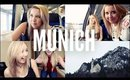 HOW DO WE GET OURSELVES INTO THESE SITUATIONS?! - MUNICH   BAVARIA VLOG 1