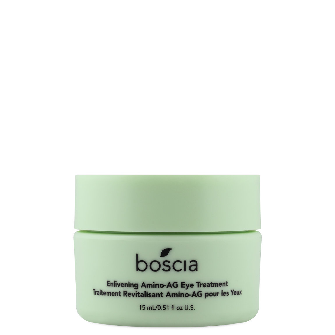 boscia Enlivening Amino-AG Eye Treatment product swatch.