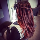 waterfall braide