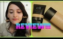 ELF Acne Fighting Foundation REVIEW and DEMO