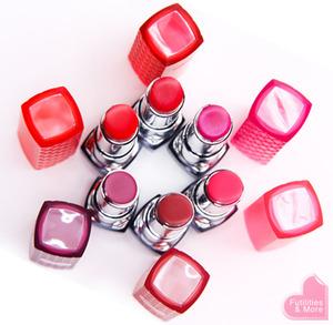 My selection for Revlon's Lip Butter!