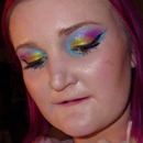 Mermaid Rainbow Eyes
