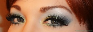 For more info on products used, please visit: http://www.vanityandvodka.com/2013/03/st-patricks-day-makeup.html xoxo, Colleen