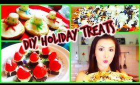 ♥ Yummy DIY Holiday Treats ♥ Pinterest Inspired!