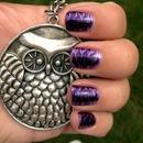 Purple lovers' needle drag