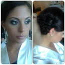 Wedding, Bridesmaid, Makeup, Hair <3