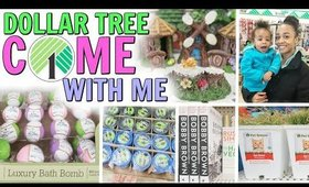 COME WITH ME TO DOLLAR TREE IN MARYLAND! NEW ITEMS AND MORE!