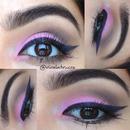 sweet pink makeup