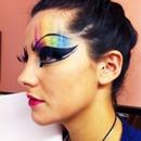 Coloured Cateye