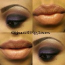 Bold Eye, Neutral Lip
