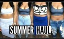 Summer Fashion Haul (TRY-ON!) Everything under $10! | Fashion Nova, NewDress & MORE!!