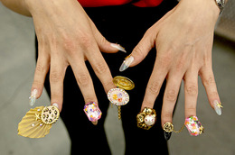 Trending: Nail Art Nights at the Museum