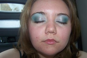 Eye Makeup for A Play