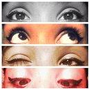 My winged eyeliner