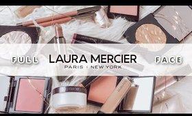 FULL FACE of LAURA MERCIER | one brand tutorial