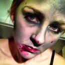 dead girl make up
